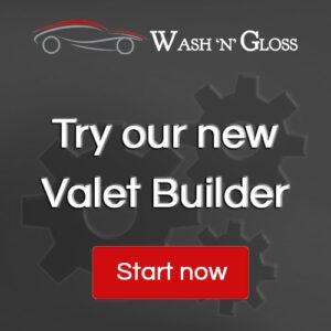 Mobile Car Valet Builder